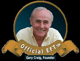 EFT OFICIAL, ético e legal,  só no Centro Gary Craig Brasil