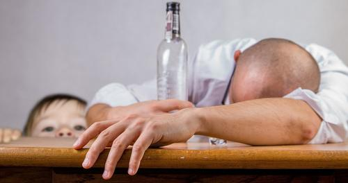 Filhas de alcoólatras