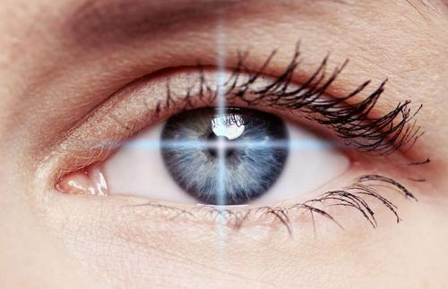 Medo de perder a visão