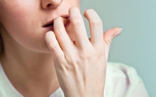 EFT para parar de roer unhas